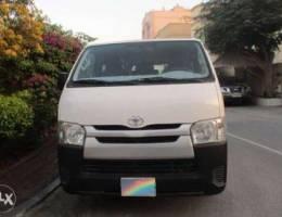 Toyota - Hiace - Model 2015 - Urgent Sale ...