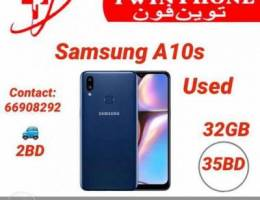 used samsung A10s