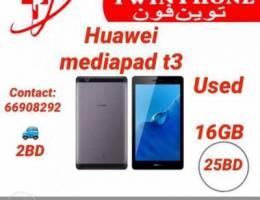 used huawei mediatap t3