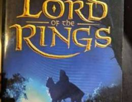 Lord of the Rings Trilogy in one book