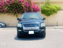 Ford Explorer 2007 model year