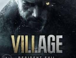 Ps4 Resident evil 8