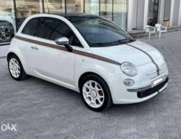Fiat 500 Gucci 2012 (White)