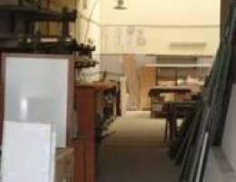 aluminum workshop for rent