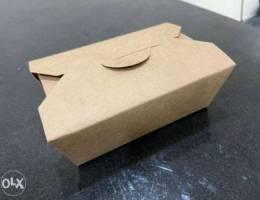 packaging Items ادوات تغليف للمطاعم