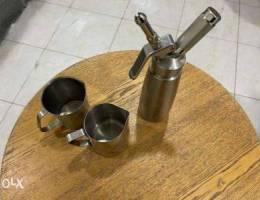 coffee shop items