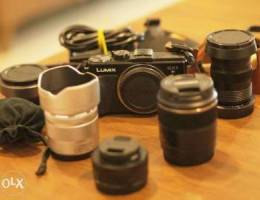 COMPLETE PHOTOGRAPHIC SYSTEM Micro 4/3 in ...
