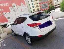 Hyundai Tucson in excellent condition