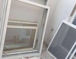 درايش و بيبان بحالة جيدة doors and windows...