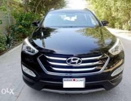 2016 Hyundai Santa Fe AWD