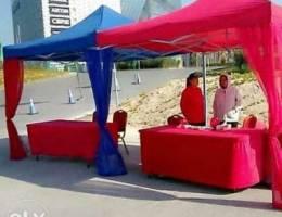 Indoor Outdoor Tent