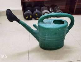 Jar to water Garden Plants