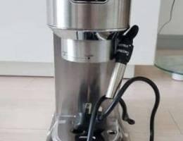 New delonghi dedica coffee machine