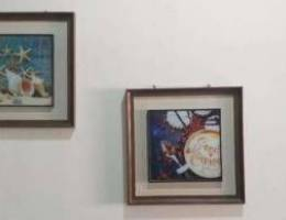 Decorations frame