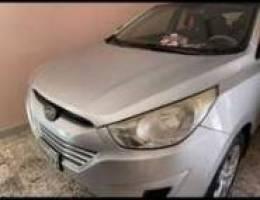 للبيع سيارة هونداي توكسان ٢٠١١