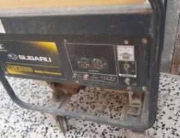 Subaru 3800 generator