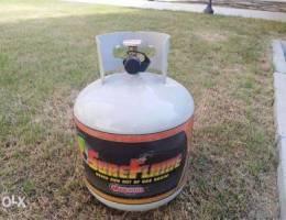 BBQ cylinder