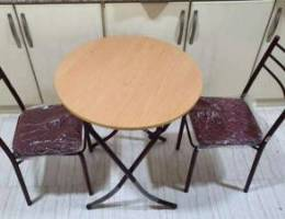 Foldable Table Made in Turkey