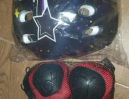 Kid's Helmet & Protection Pads