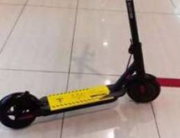 Electric scooter. Speed 45 km