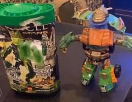 2 sets Bionicles