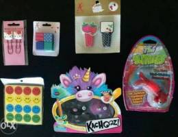 stationary & accessories