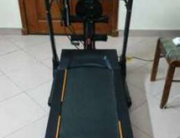 5in1 treadmill for sale 110bd only