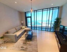One Bedroom Furnished With Stunning Sea Vi...