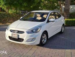 Hyundai Accent 1.6. 2017 Year. Single Owne...