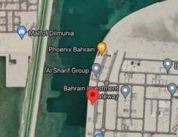 أرض تجارية صناعية على البحرين-بوابة الاستث...