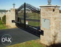 Gate Operators for Swing and Sliding
