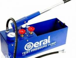 pressure pump test