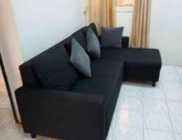 'L' shape sofa for sale