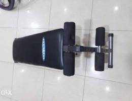 Exercise bench
