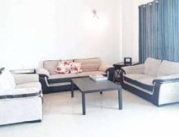 2BR furnished apartment Amwaj Island
