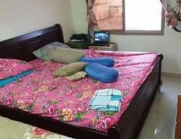 Bedroom Set for sale (high Bed)