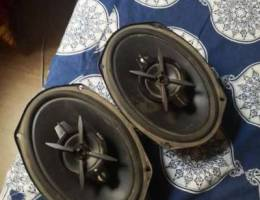 Sony xplod car speakers 420watts
