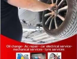 Car auto service