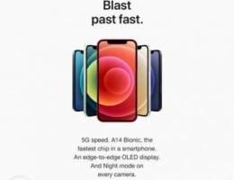 iPhone 12 128GB New apple warranty