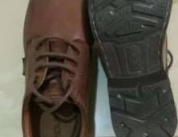 Men leather shoes brand new