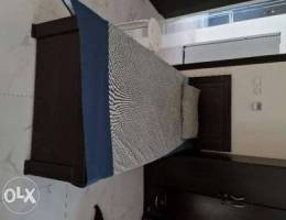 Bed Cot + Mattress