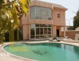 BHD 700, Spacious Private Villa With Natur...