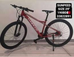 Sunpeed cycle