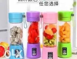 Blender rechargeable 4 pcs offer
