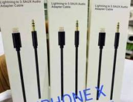 IPhone X Original Aux Cable