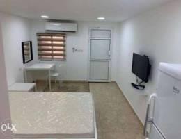 Studio inclusive with balcony near Saar