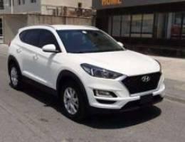 Hyundai Tucson 2020 (White)